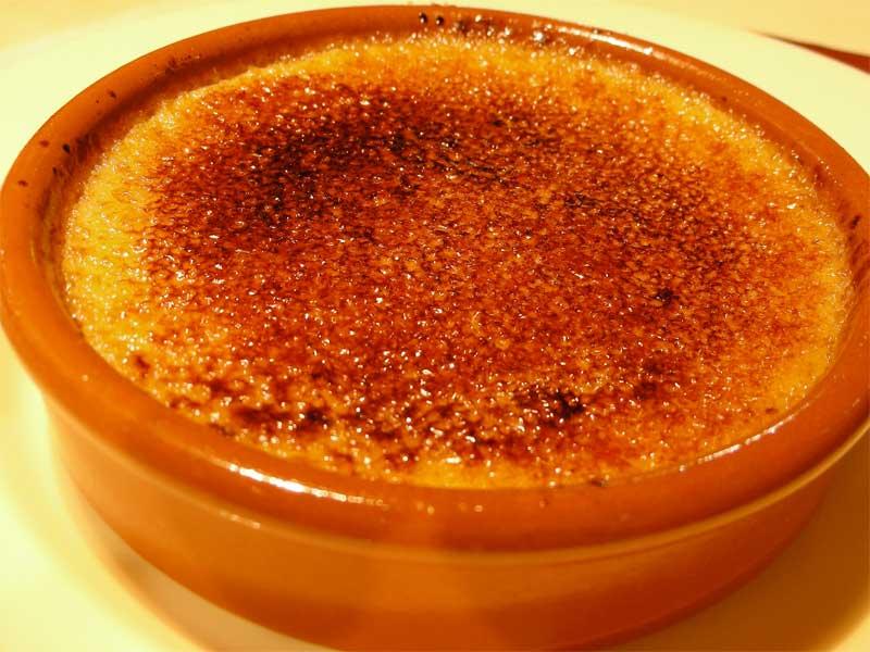 Recetas de Crema catalana para Thermomix
