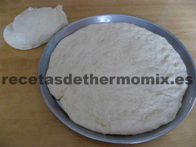 Como hacer masa para pizza con Thermomix