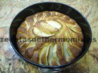 Recetas de tarta de manzana para Thermomix