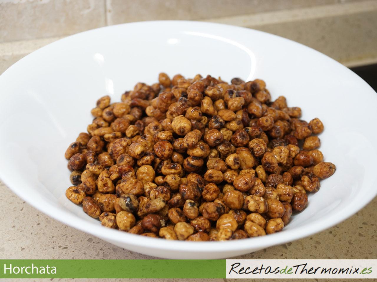 Chufas para hacer horchata