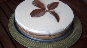 Recetas de tarta tres chocolates para Thermomix