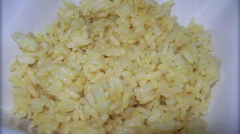 Recetas de arroz blanco para Thermomix