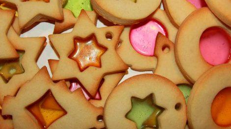 Recetas de galletas de cristal para Thermomix