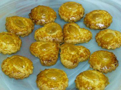Receta de Pastas de almendra en Thermomix