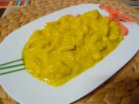 Pollo al curry Thermomix