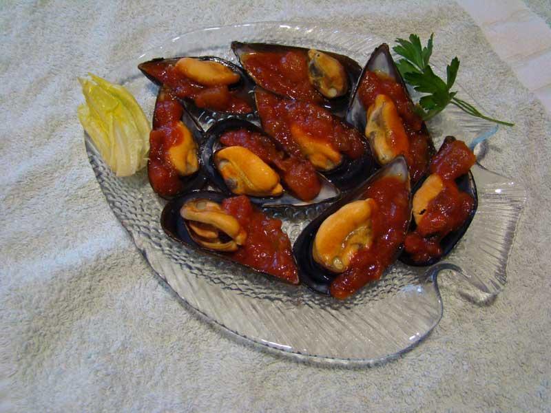 Recetas de mejillones picantes en thermomix