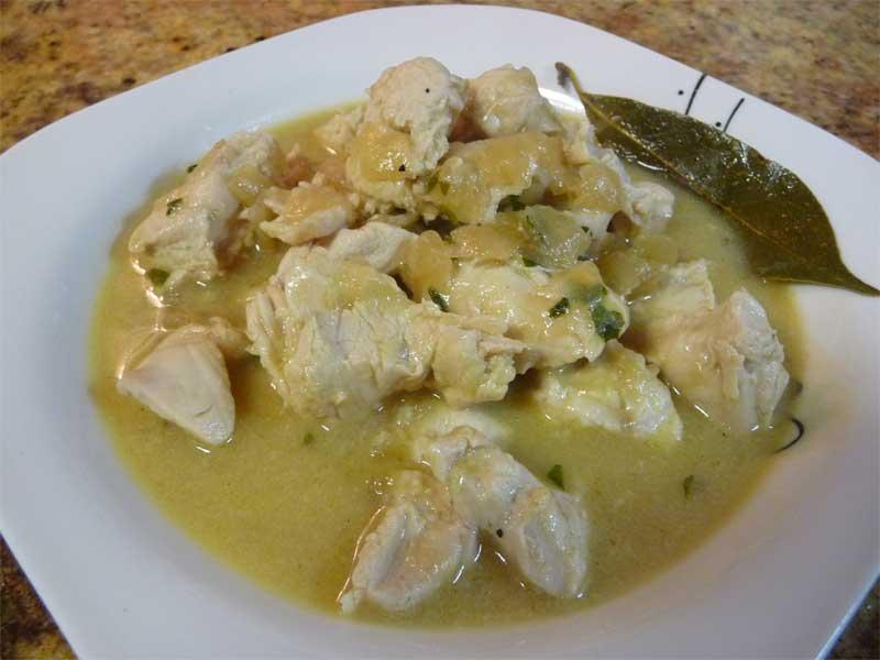 Recetas de cocina para pechuga de pollo