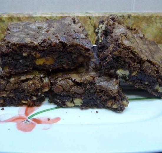 Receta de Brownie para Thermomix