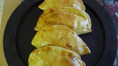 Recetas de empanadillas de patata con Thermomix