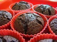 Recetas de muffins de chocolate para Thermomix