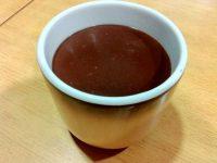 Receta de Chocolate a la taza en Thermomix