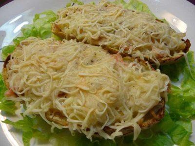 Receta de Patatas rellenas en Thermomix