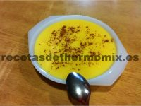 Natillas de Thermomix