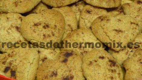Recetas mantecados de almendra con Thermomix