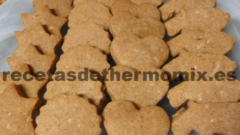 Recetas de Mantecados de chocolate con Thermomix