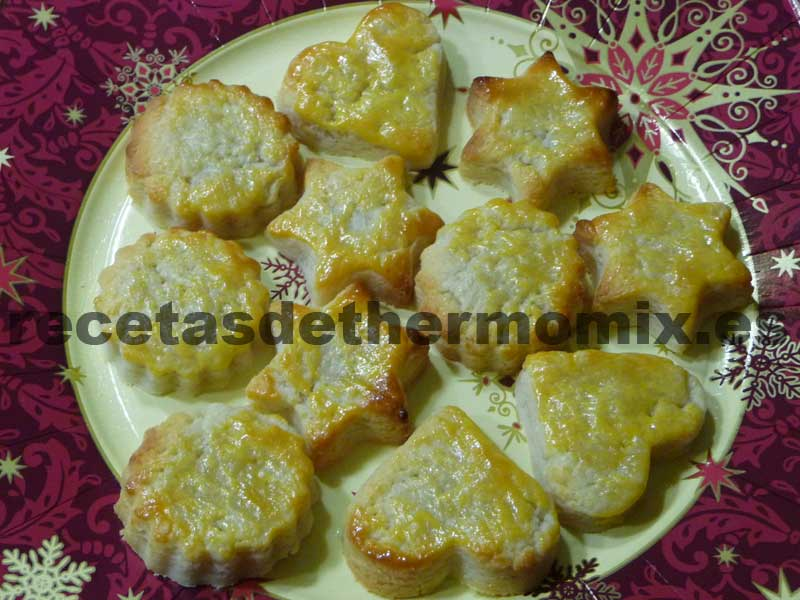 mazapanes con thermomix