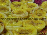 Pasteles de Belem de Thermomix