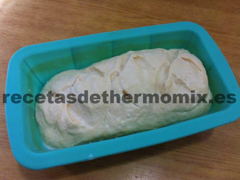 Como preparar pan de leche con Thermomix