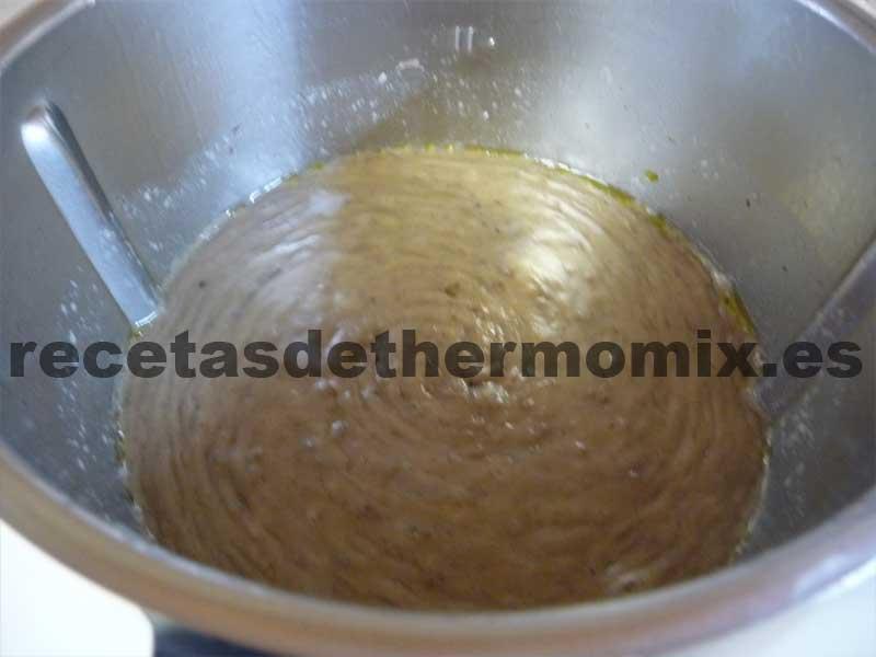 Como preparar croquetas de morcilla con Thermomix