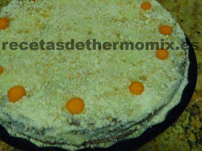 Recetas de pastel de zanahoria con Thermomix
