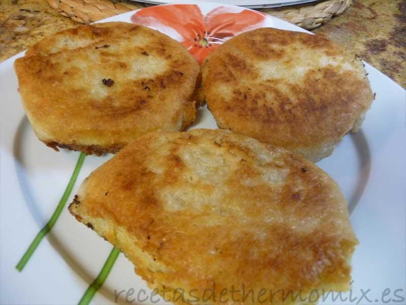 Como preparar pan chino frito con Thermomix