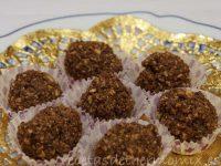 Ferrero rocher caseros con thermomix