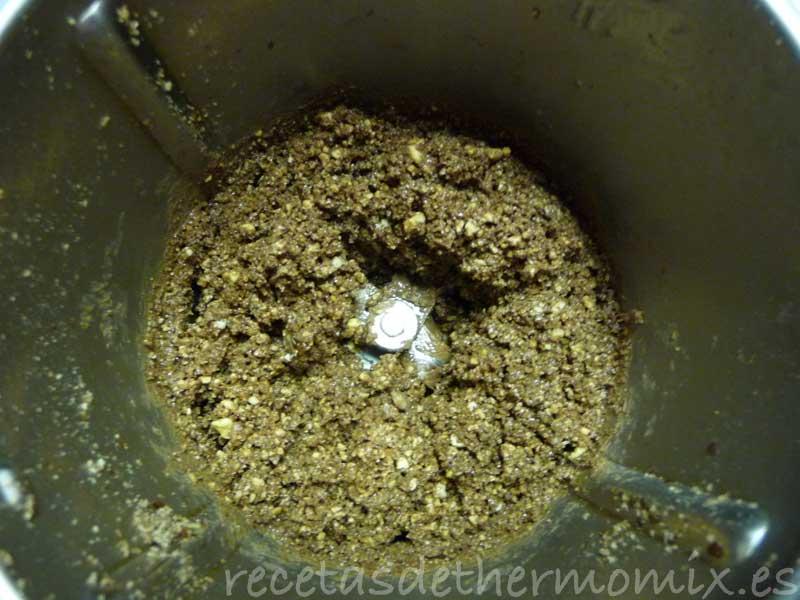 Como preparar ferrero rocher caseros con el Thermomix