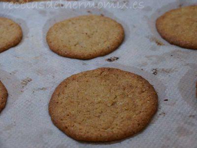 Como hacer galletas de avena con el Thermomix
