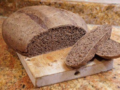 Receta de pan de aceitunas con Thermomix