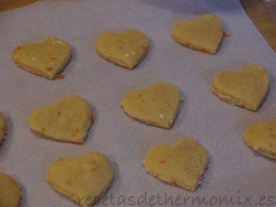Pastas corazón para San Valentín con Thermomix