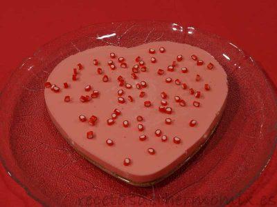Receta de Tarta de regaliz roja en Thermomix