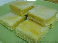 Bizcocho de limón glaseado Thermomix