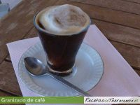 Granizado de cafe Thermomix