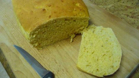 Pan de tomate Thermomix
