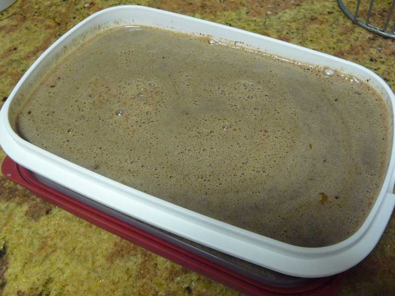 Preparar helado de chocolate con Thermomix