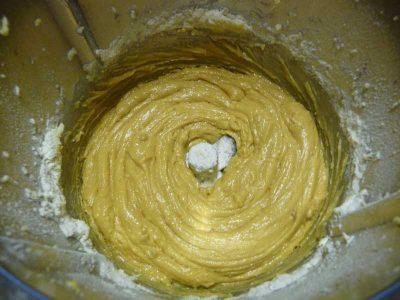 Como hacer galletas de turron con Thermomix