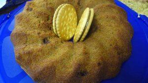 Bizcocho de galletas principe con Thermomix