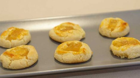 Panellets de membrillo con Thermomix