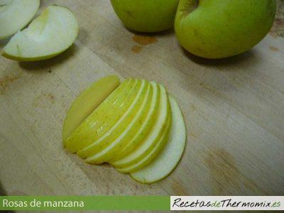Manzanas laminadas