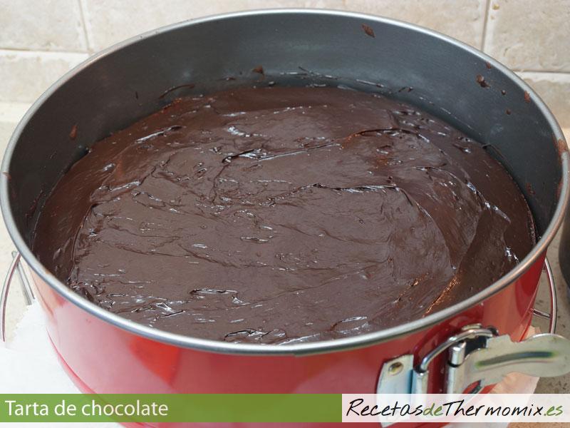 Cómo preparar Tarta de chocolate con Thermomix