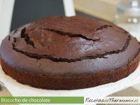 Receta de Bizcocho de chocolate en Thermomix