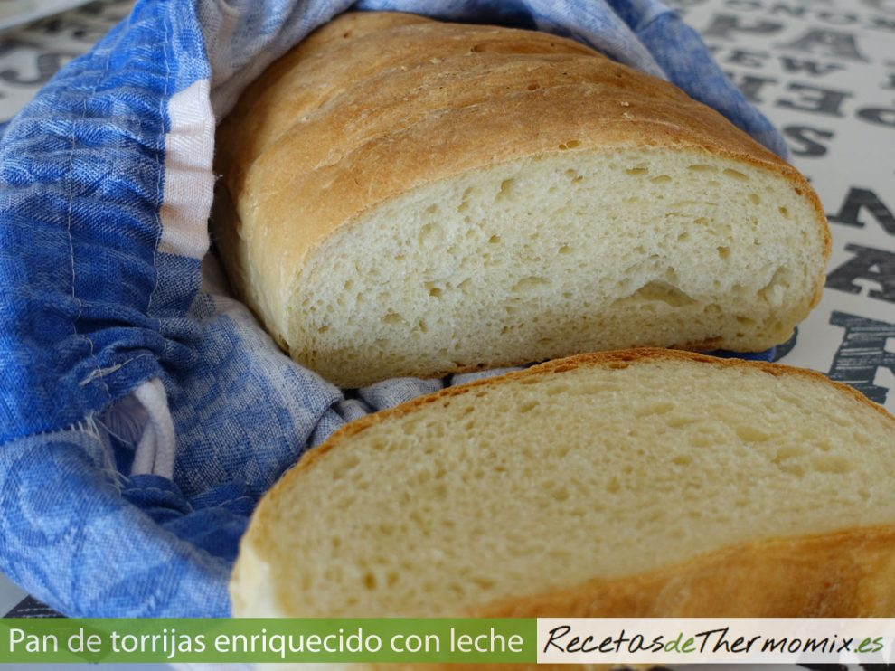pan torrijas thermomix